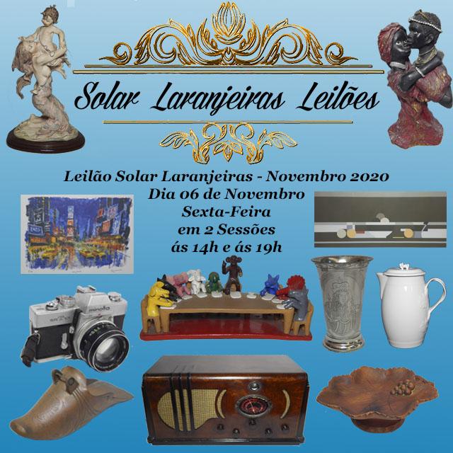 LEILÃO SOLAR LARANJEIRAS