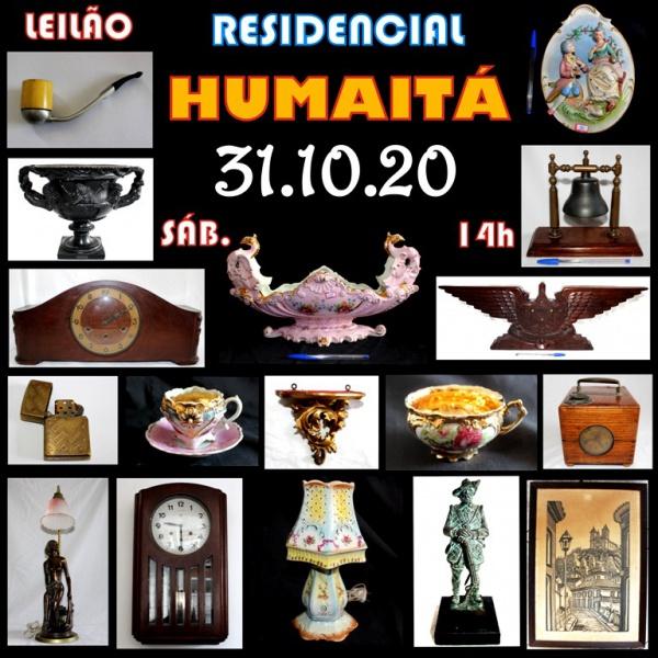 LEILÃO RESIDENCIAL HUMAITÁ