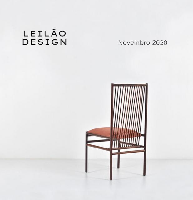 LEILÃO DESIGN - Novembro 2020