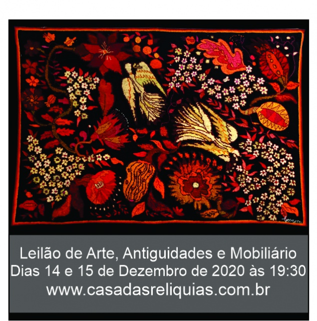ARTE, ANTIGUIDADE E MOBILIÁRIO MODERNO BRASILEIRO