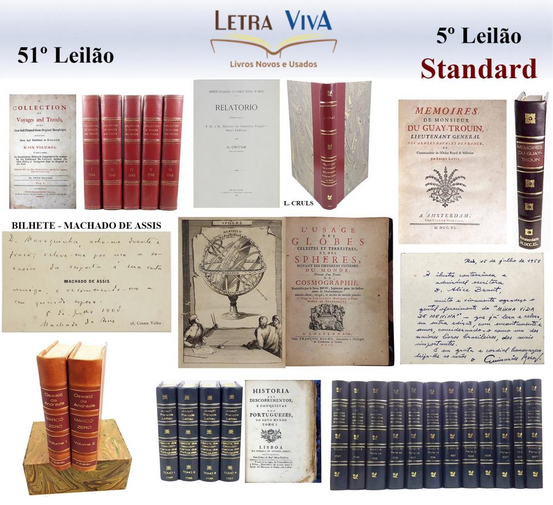 51º LEILÃO - 5º LEILÃO LETRA VIVA STANDARD