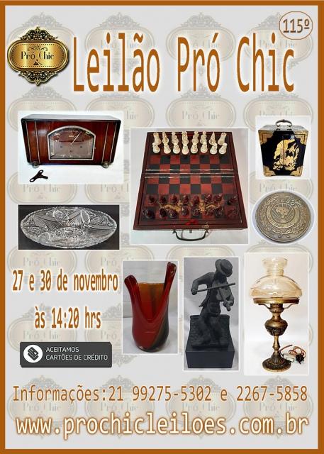 115º LEILÃO PRO CHIC