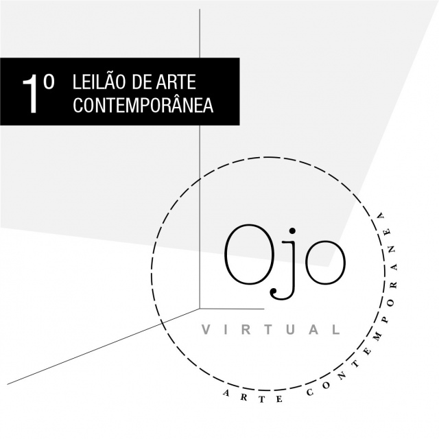 1º LEILÃO DE ARTE CONTEMPORÂNEA OJO VIRTUAL