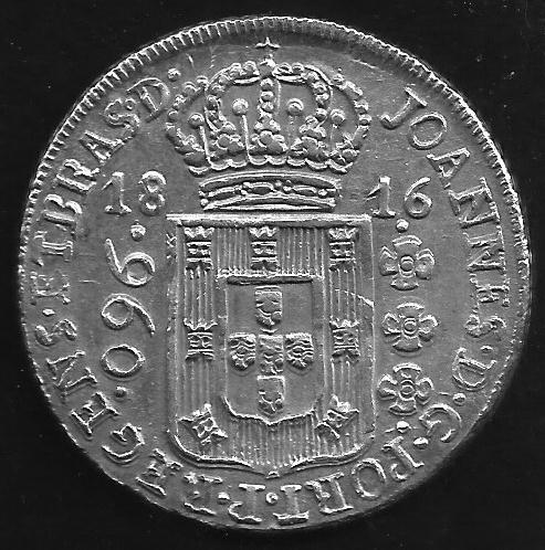 960 RÉIS NUMISMÁTICA E COLECIONISMO