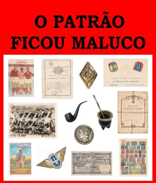 LEILÃO O PATRÃO FICOU MALUCO - DEZEMBRO DE 2020.