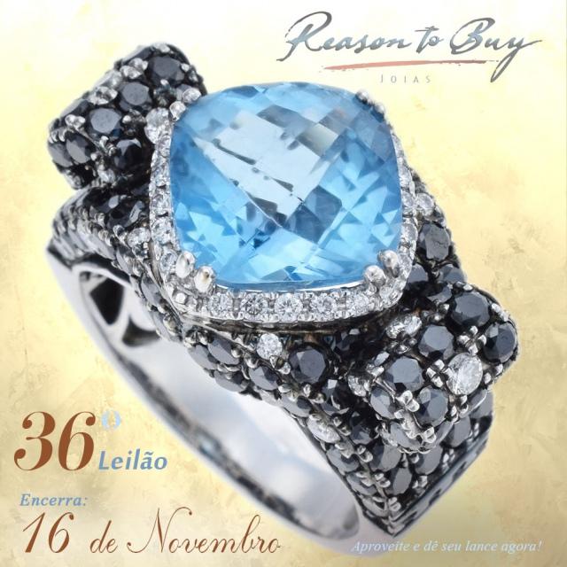 36º Leilão de Joias da Reason to Buy Joalheria