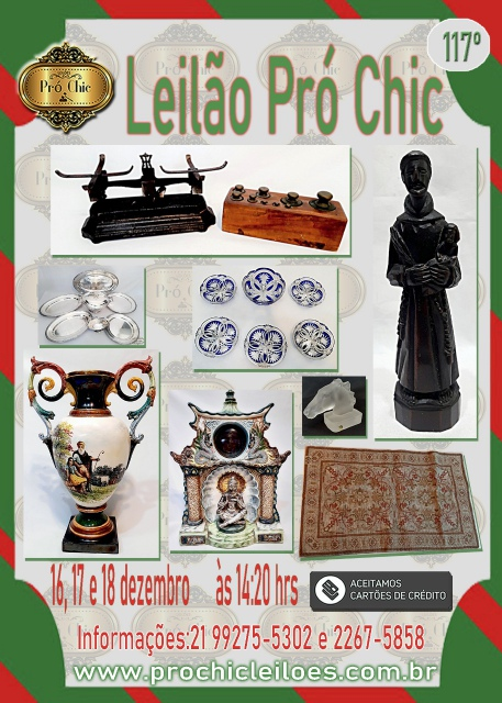 117  Leilao  Pro chic