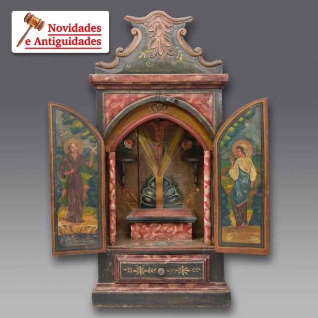 Novidades e Antiguidades - Jóias - Arte - Decoração - Baccarat - Numismática - Fino Mobiliário