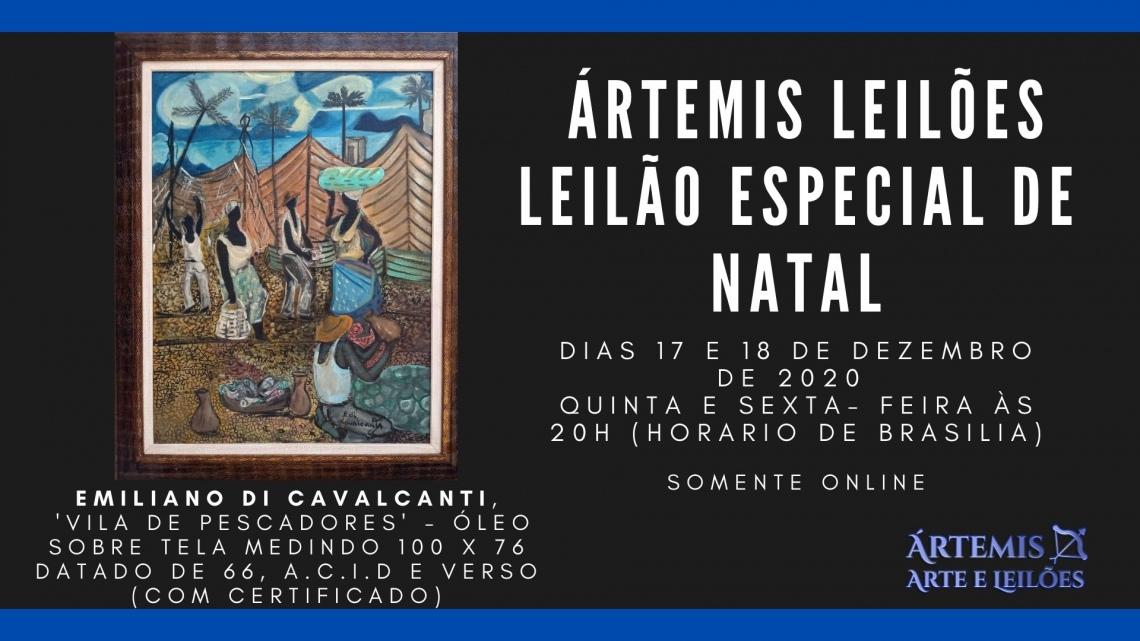 ÁRTEMIS LEILÕES LEILÃO ESPECIAL DE NATAL