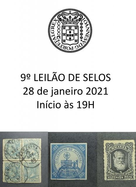 10º Leilão de Selos - Numismatica Ruppenthal
