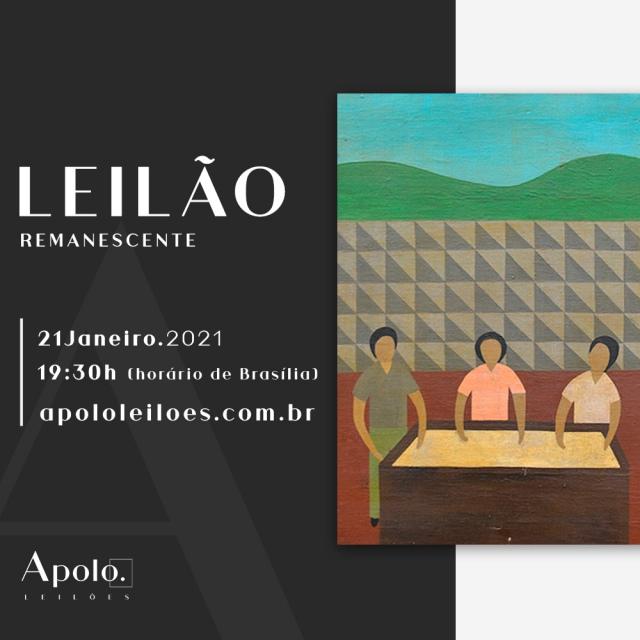 LEILÃO REMANESCENTE