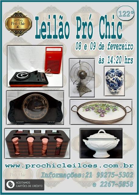 122-  LEILAO PRO CHIC