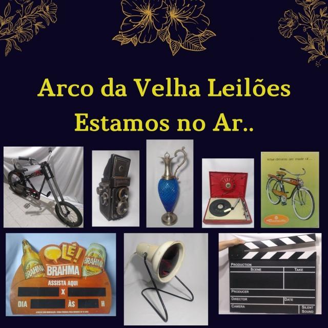 LEILÃO DE COLECIONISMO, BRINQUEDOS ANTIGOS, ANTIGUIDADES, MINIATURAS E DECORAÇÃO