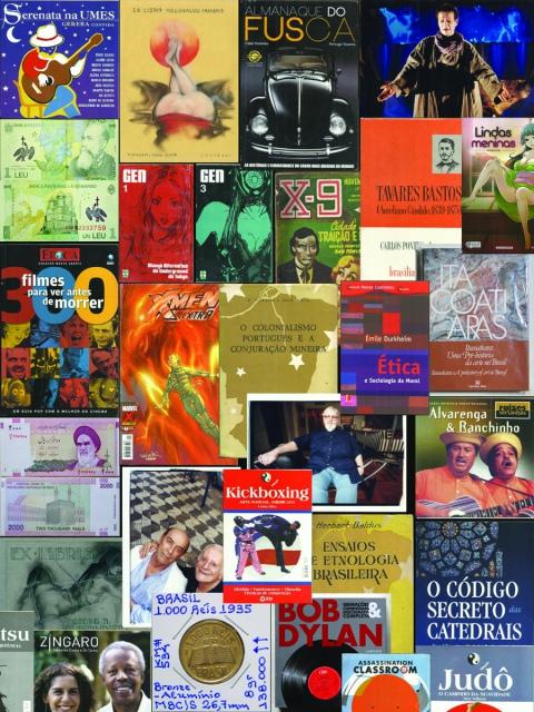 45º Leilão Outono Azul  Numismática, Livros, CD´s e DVD´s