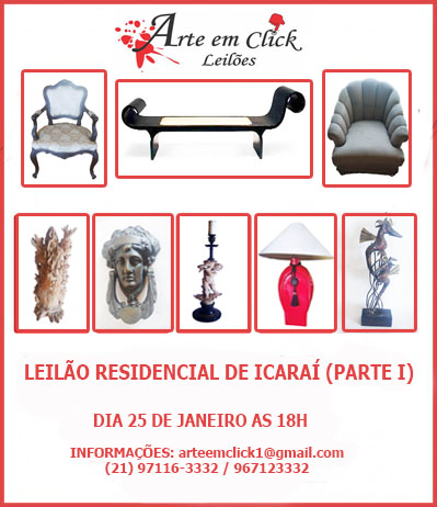 LEILÃO RESIDENCIAL DE ICARAÍ ( PARTE 1 )