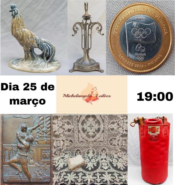 LEILÃO MICHELANGELO - MARÇO 2021