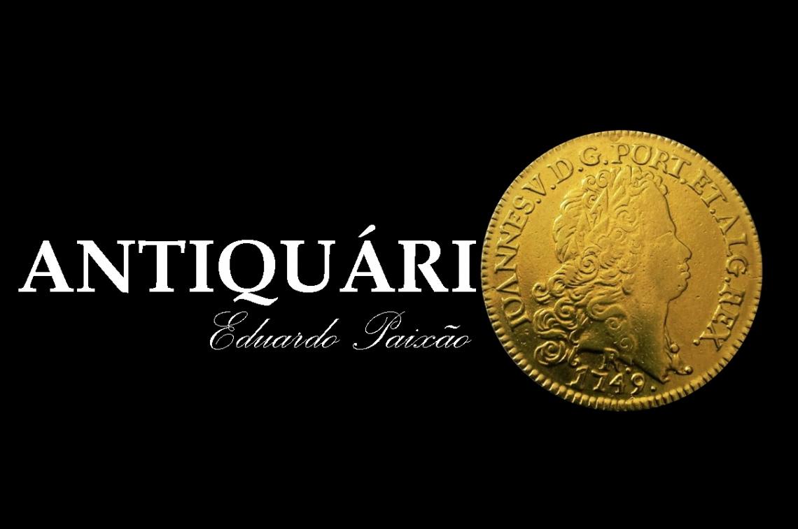 Leilão de Inauguração: ANTIQUÁRIO: Eduardo Paixão