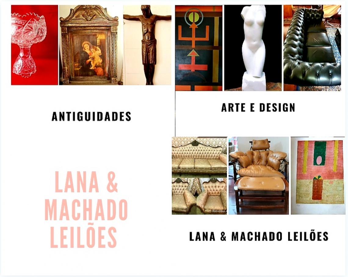 LEILÃO ECLÉTICO,OBRAS DE ARTISTAS RENOMADOS,MOBILIARIO DESIGN E CLÁSSICOS,GRIFFES FEMININAS