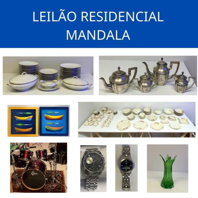 LEILÃO RESIDENCIAL MANDALA BARRA DA TIJUCA