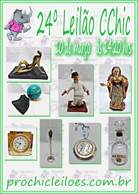 24º  LEILÃO CCHIC