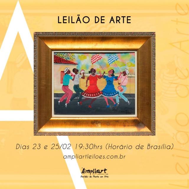 LEILAO DE ARTE
