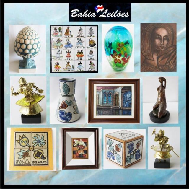 41º LEILÃO Especial de Antiguidades, Artes, Quadros e Objetos de Decoração da SÉCULO PASSADO
