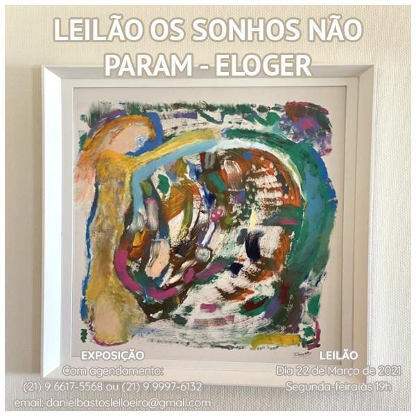 LEILÃO OS SONHOS NÃO PARAM - ELOGER