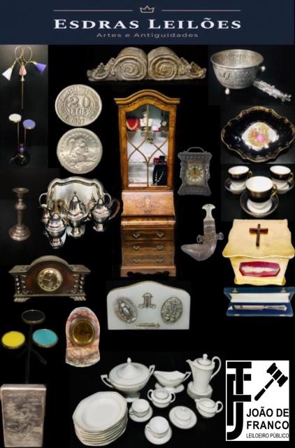 Esdras Leiloes - Artes e Antiguidades