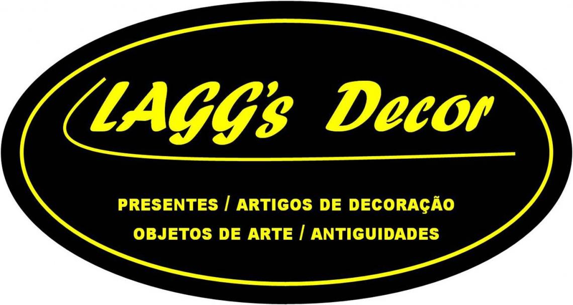 LEILÃO RESIDENCIAL LAGGS DECOR - ARTIGOS DE DECORAÇÃO E ANTIGUIDADES