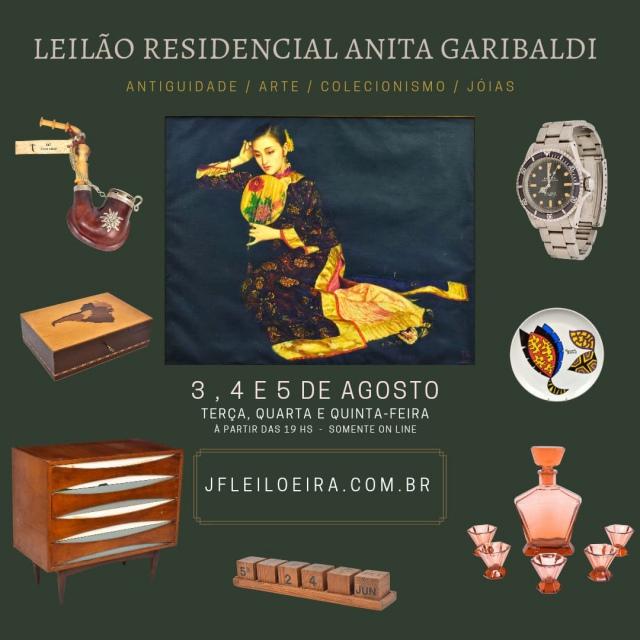 GRANDE LEILÃO RESIDENCIAL ANITA GARIBALDI - OPORTUNIDADE - QUASE TUDO A LANCE LIVRE
