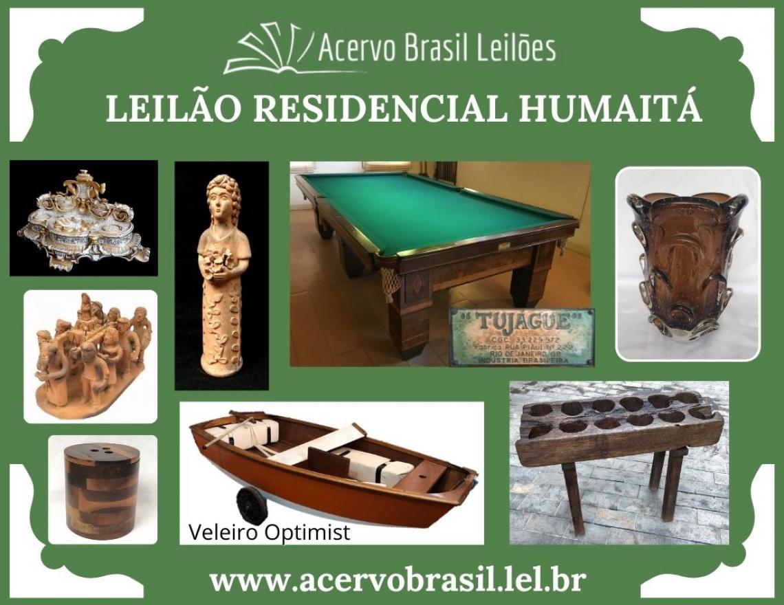 LEILÃO RESIDENCIAL HUMAITÁ - MAIO/2021