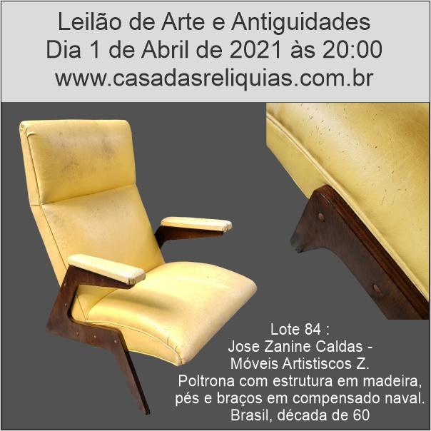 LEILÃO DE ARTE, DESIGN E JÓIAS