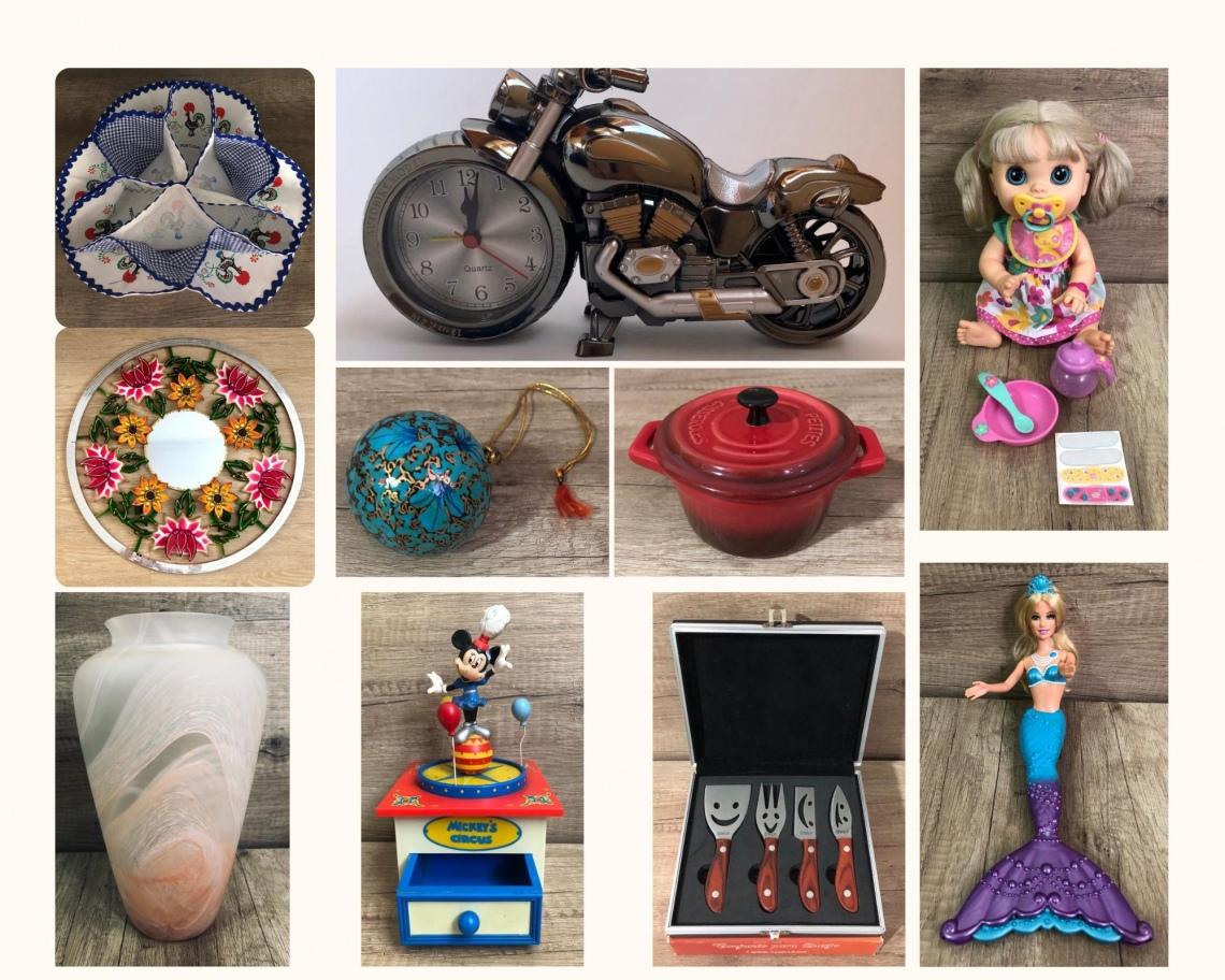 3º Leilão Lumma Pinheiro - Tudo junto e Misturado! Equipamentos, Eletrônicos, Brinquedos, Roupas etc