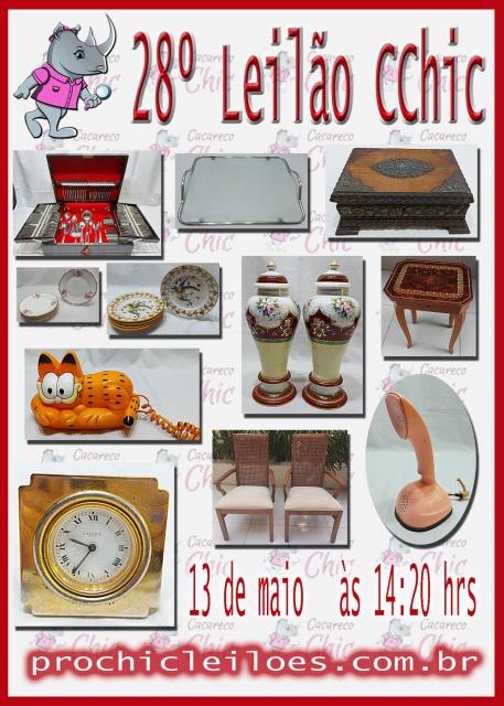 28º LEILÃO CCHIC