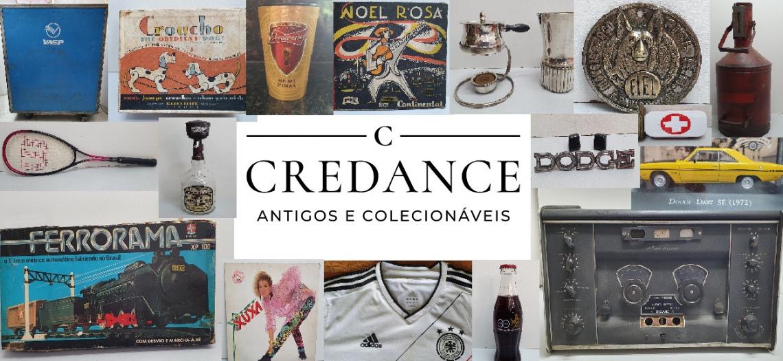 6º LEILÃO CREDANCE ANTIGOS E COLECIONÁVEIS