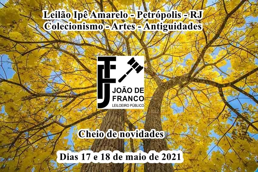 LEILÃO IPÊ AMARELO - MAIO 2021