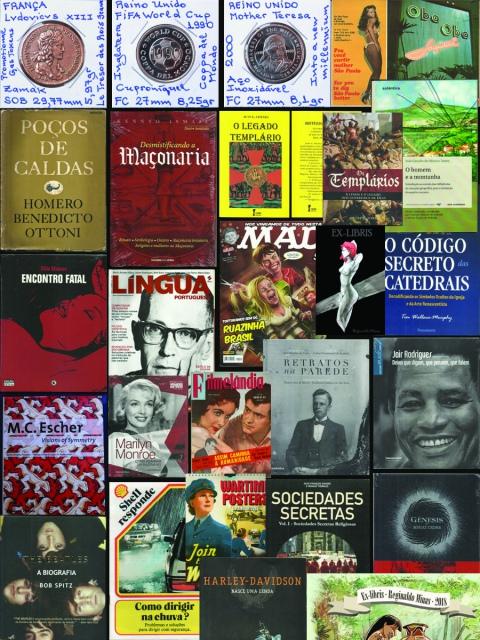 48º Leilão Outono Azul - Livros e Colecionáveis