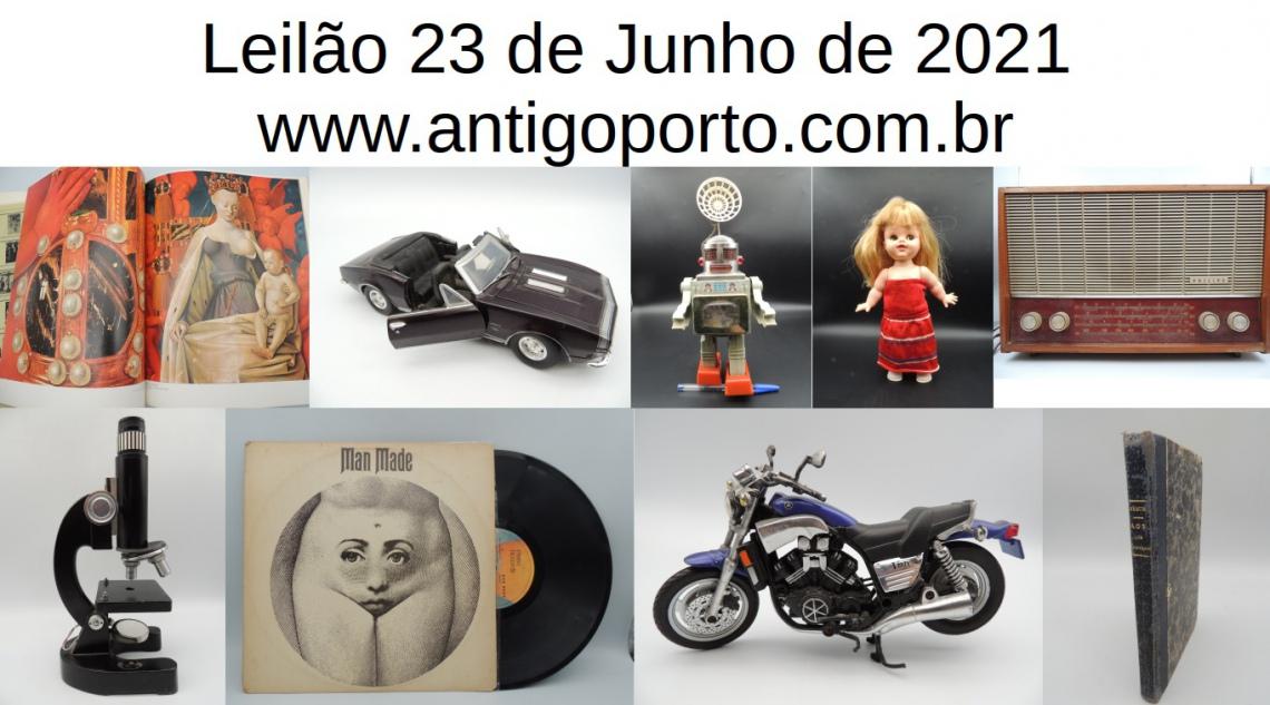 LEILÃO DE VENDA - JUNHO 2021 - LIVROS ANTIGUIDADES BIBLIOFILIA COLECIONÁVEIS ARTE RARIDADES