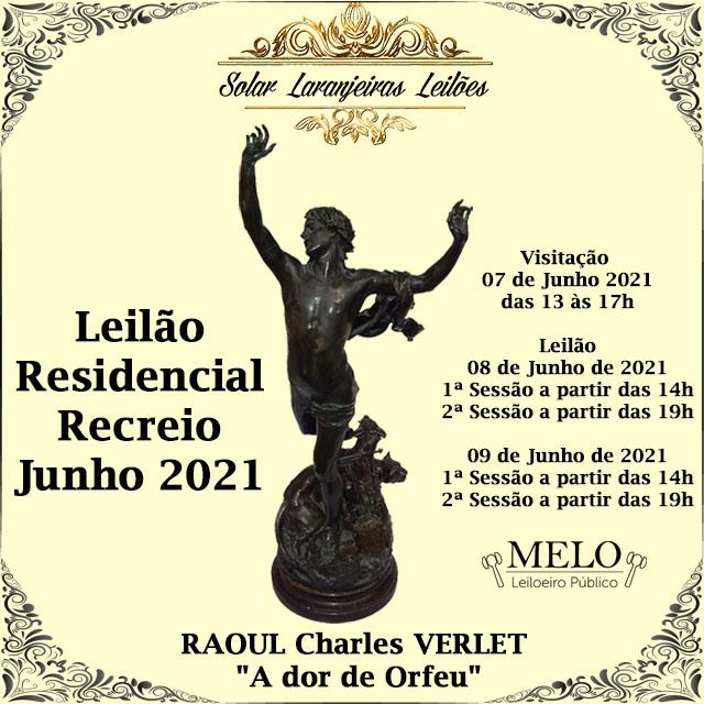 LEILÃO RESIDENCIAL RECREIO - Junho 2021