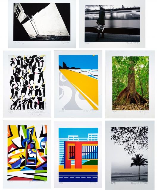 2º Leilão AG Bueno Coleções - Edições Limitadas de Pequenos Formatos