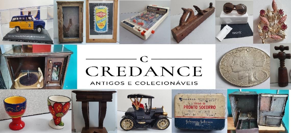 7º LEILÃO CREDANCE ANTIGOS E COLECIONÁVEIS