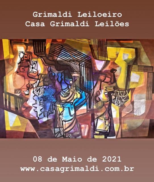 LEILÃO DE OPORTUNIDADES PARTE II - ARTE, ANTIGUIDADES, MÓVEIS E DECORAÇÕES