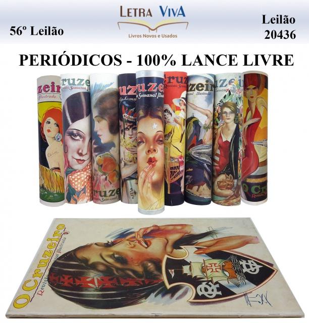 56 º LEILÃO LETRA VIVA - LEILÃO DE PERIÓDICOS, POESIA CONCRETA E POEMA PROCESSO