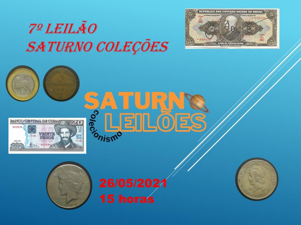 7º LEILÃO SATURNO LEILÕES