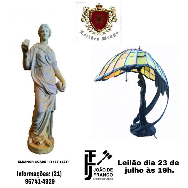 LEILÃO BRAGA - JULHO 2021 - PETROPOLIS - RJ