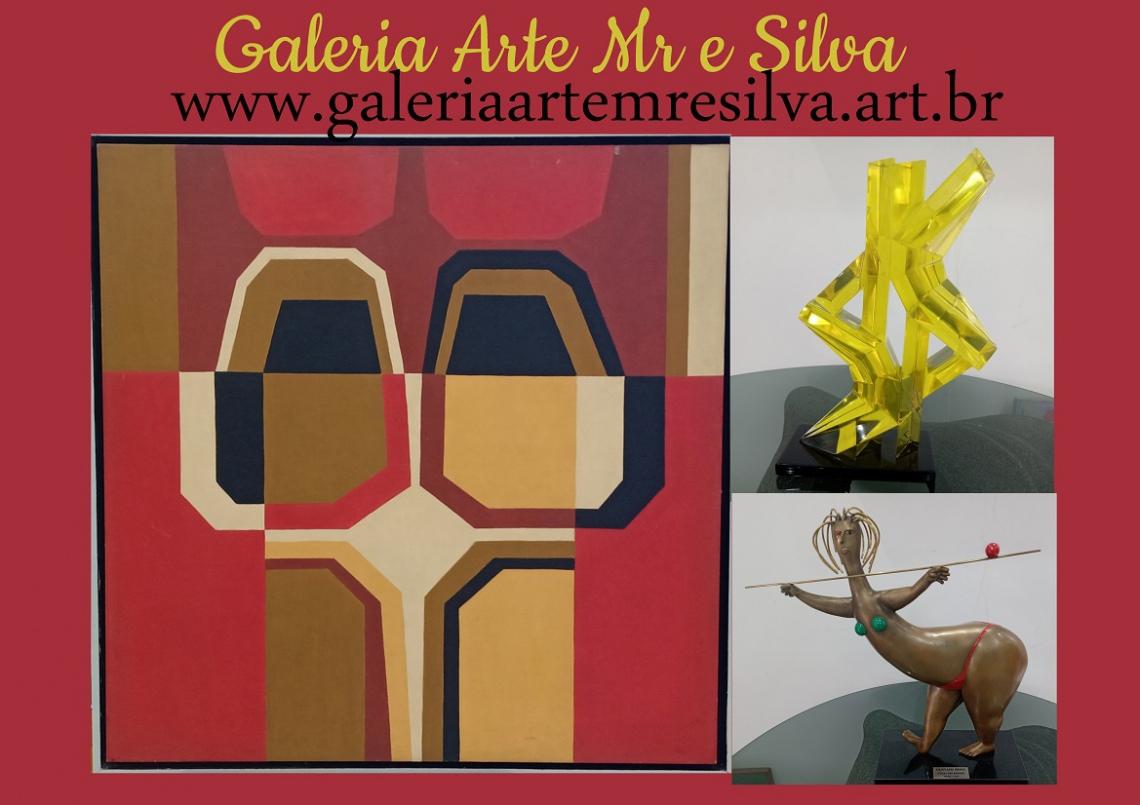 LEILÃO 20845 - GALERIA ARTE MR E SILVA