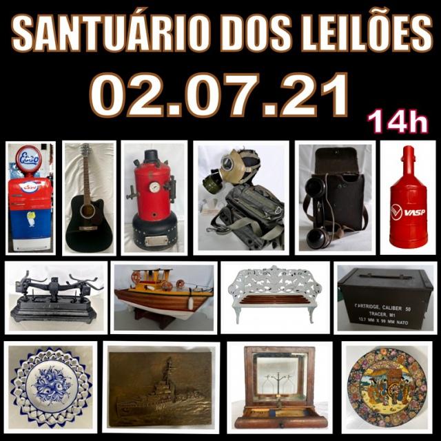 SANTUÁRIO DOS LEILÕES