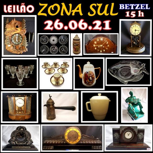 LEILÃO BETZEL ZONA SUL