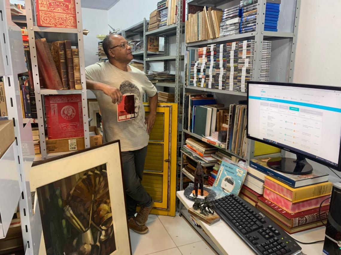 MÚSICA & LITERATURA: 55º LEILÃO DO ACERVO MARCELINO SANTOS: VINIL, CDs E LIVROS COLECIONÁVEIS!!