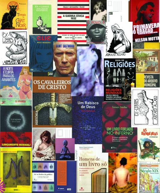 50º Leilão Outono Azul - Livros e Colecionáveis